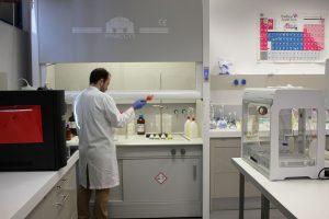 χημικές αναλύσεις εργαστήρια