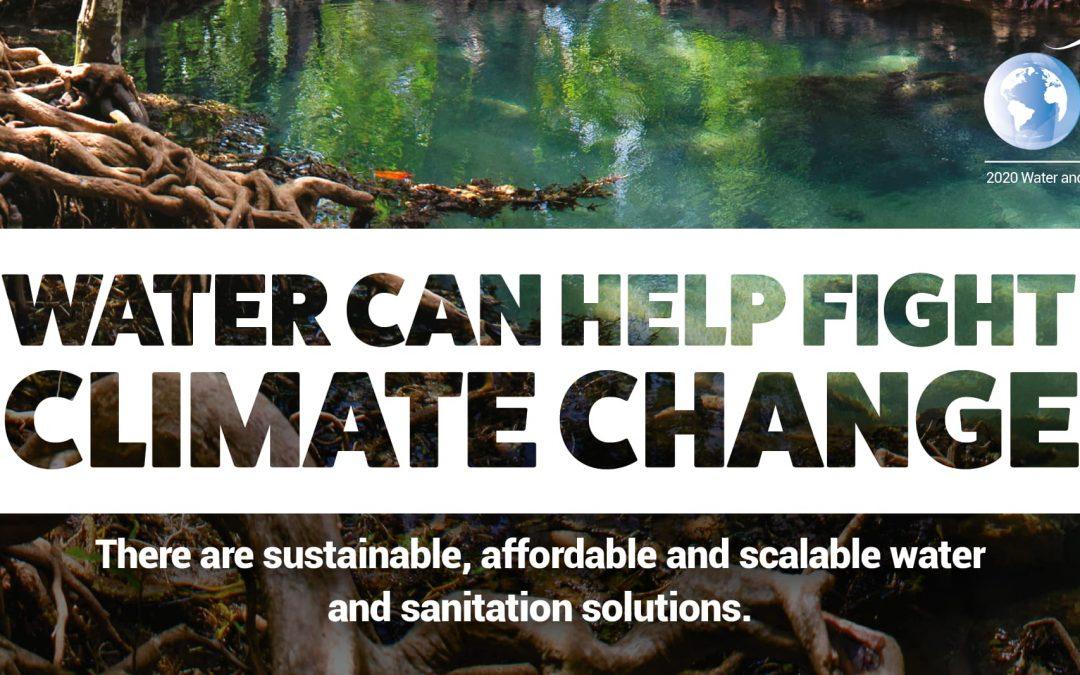 Παγκόσμια ημέρα νερού 2020 – Το νερό, το κλίμα και ο άνθρωπος, μία άρρηκτη αλυσίδα